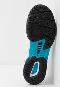 Mizuno - WAVE PHANTOM 2 - Håndboldsko - white/black/enamel blue - 4