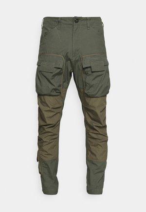 Pantalon cargo - vintage ripstop/wild rovic