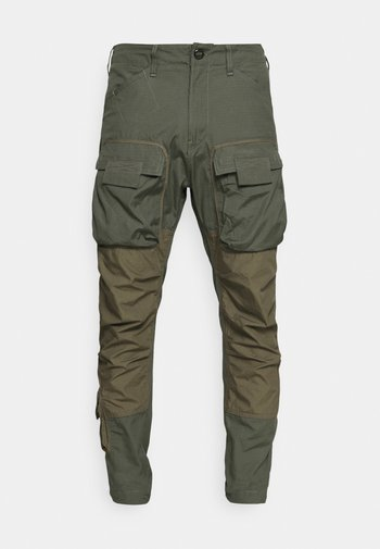 Cargo trousers - vintage ripstop/wild rovic