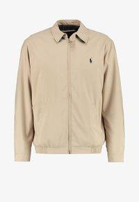 Summer jacket - khaki uniform