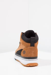 Park Authority - Sneakers hoog - dark honey - 3