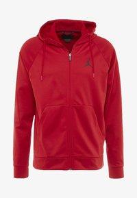 Jordan - ALPHA THERMA - Kurtka z polaru - gym red/black - 5
