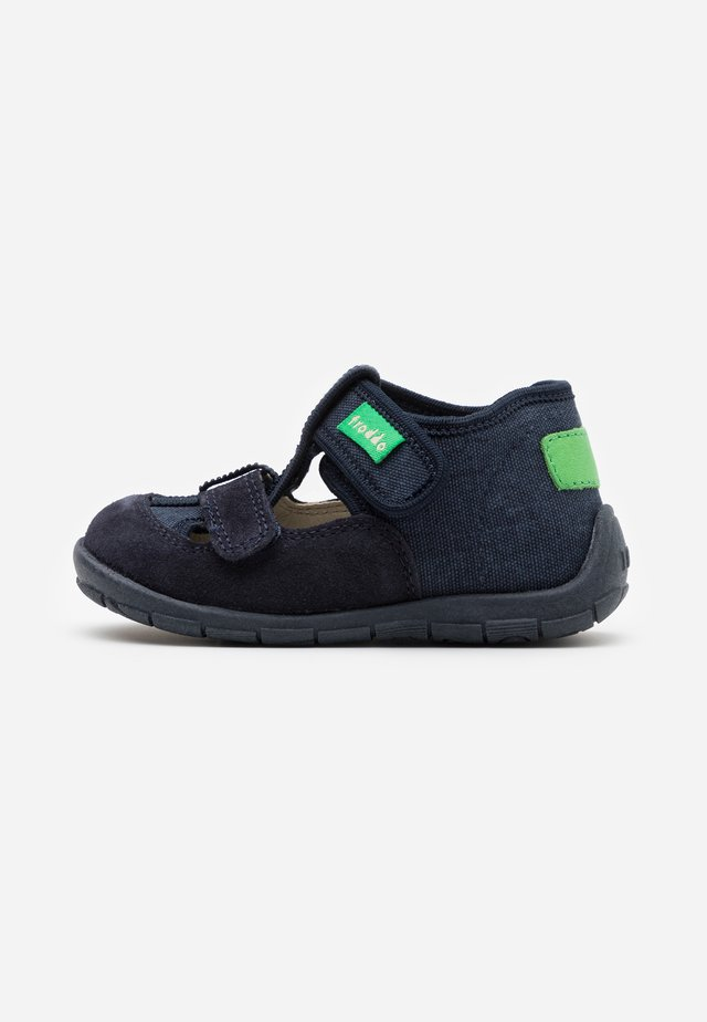 PARAPLI MEDIUM FIT - Mocasines - dark blue