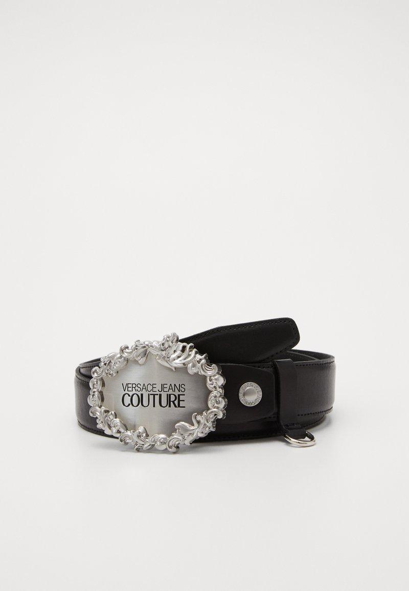 Versace Jeans Couture - Pasek - black/silver