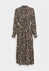 YAS - YASEMALLA LONG SHIRT DRESS  - Maxi dress - black emalla - 3