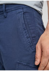 s.Oliver - Cargo trousers - blue - 5