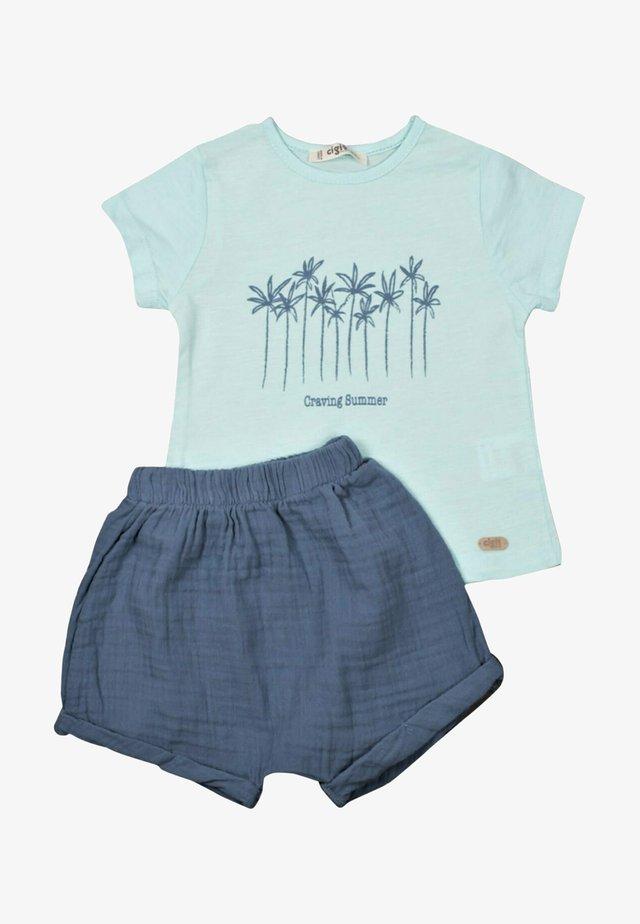SET - Shorts - light blue