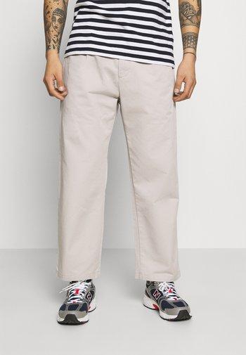 ALDER PANT LENEXA - Trousers - glaze stone washed