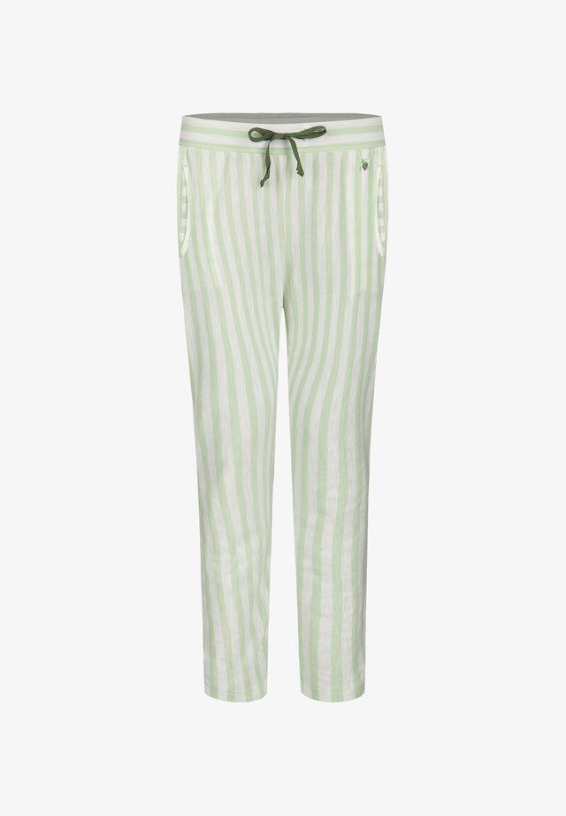 Pyjamabroek - grün
