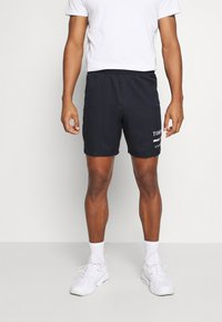Tommy Hilfiger - GRAPHIC - Sports shorts - blue - 0