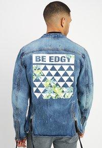 Be Edgy - BEPRISM - Denim jacket - indigo mid - 0