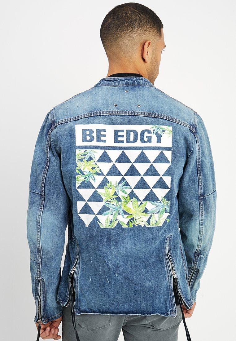 Be Edgy - BEPRISM - Denim jacket - indigo mid