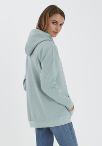 b.young - Hoodie - blue surf - 2