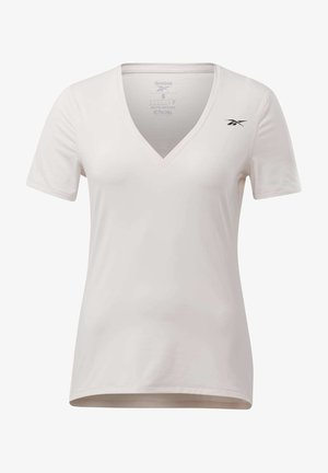ACTIVCHILL ATHLETIC T-SHIRT - T-shirt basic - pink
