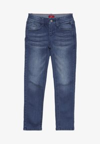 s.Oliver - HOSE - Jeans Slim Fit - blue denim - 2