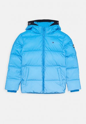 PADDED REFLECTIVE JACKET - Winter jacket - blue