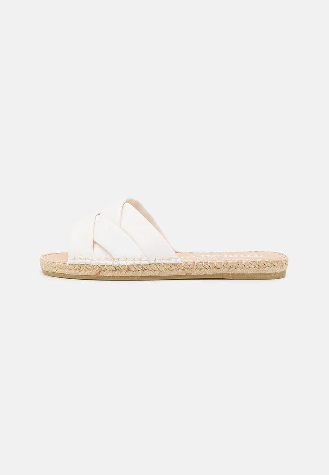 PLAYA - Sandaler - bianco