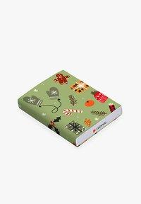 Zalando - XMAS - Tarjeta regalo en una caja - green - 2
