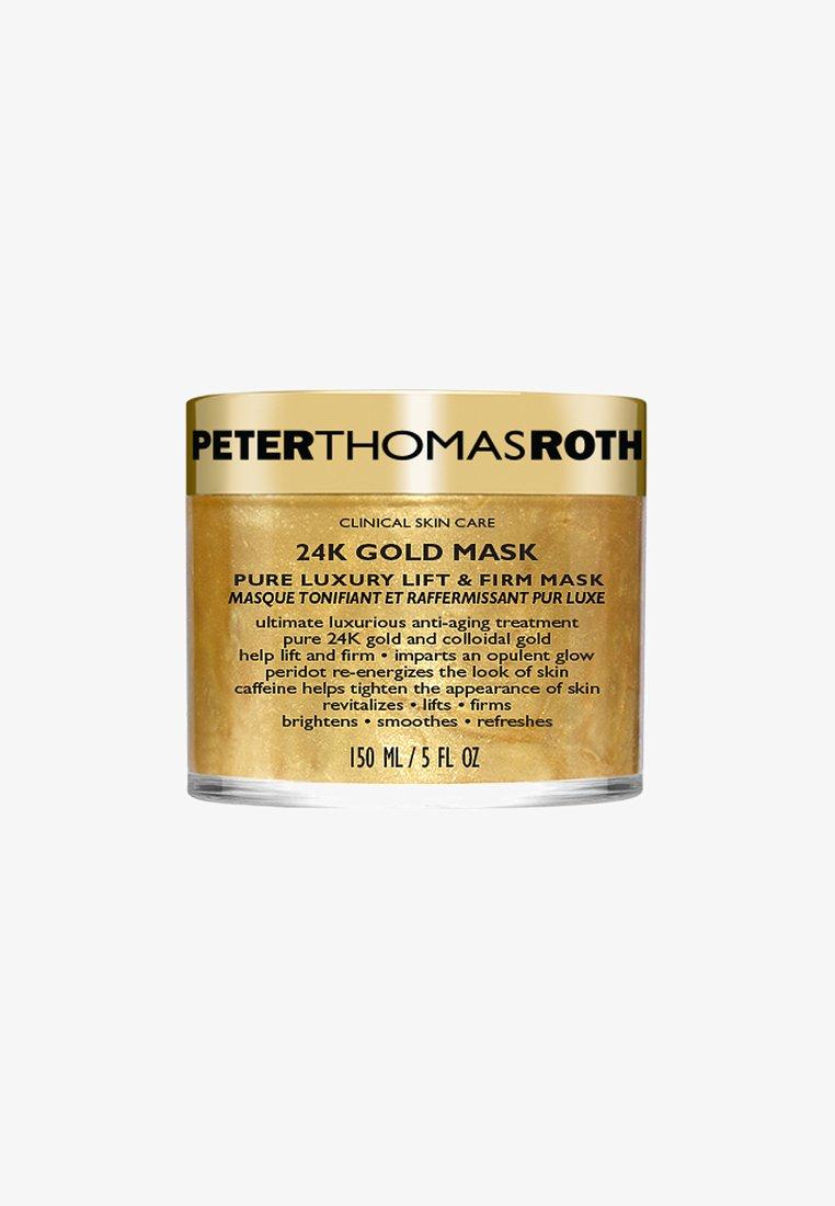 Peter Thomas Roth - 24K GOLD MASK  - Face mask - -