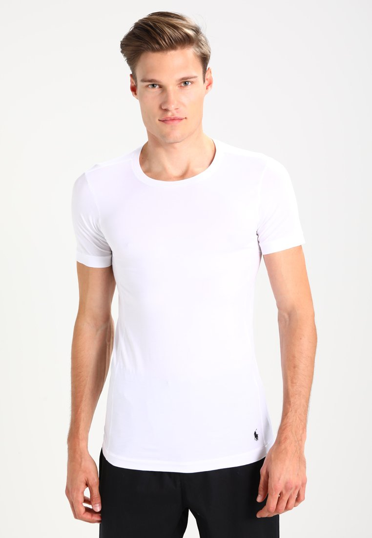 Polo Ralph Lauren - CREW - Undershirt - white
