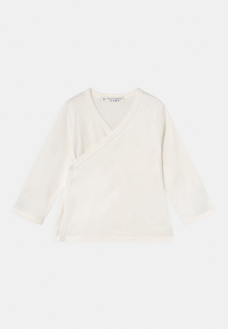 Sense Organics - VICTORIA WRAP UNISEX - Vest - white