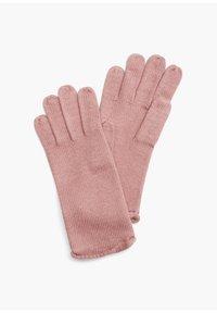 s.Oliver BLACK LABEL - Gloves - light pink - 3