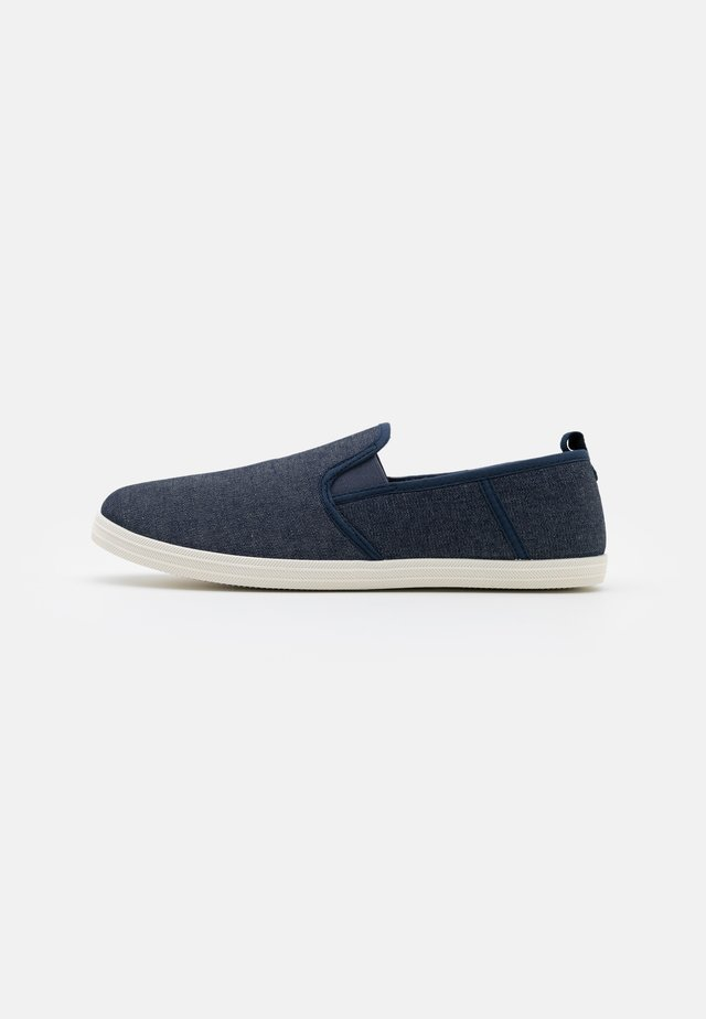 EZELLE - Slipper - navy