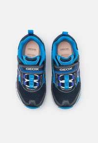 Geox - BOY - Sneakers basse - navy/light blue - 3