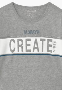Staccato - TEENAGER - Print T-shirt - grey - 2