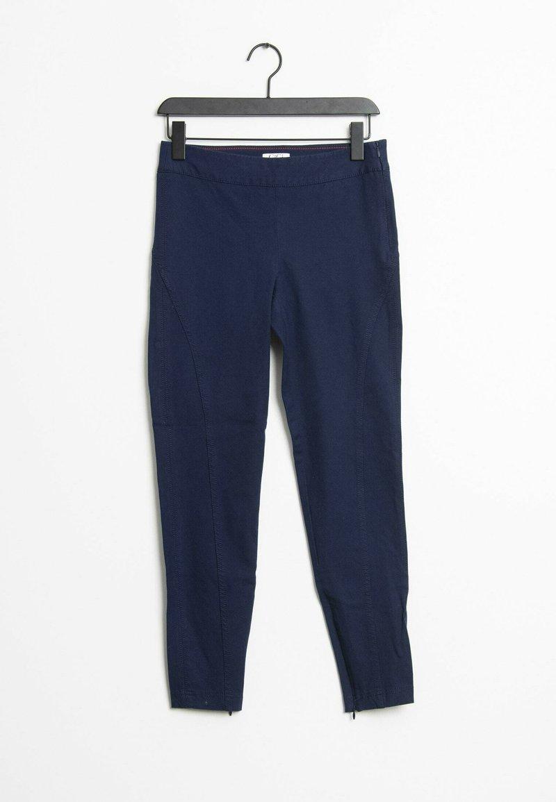 Tommy Hilfiger - Leggings - Trousers - blue