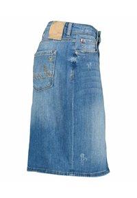 Lieblingsstück - MEH - Denim skirt - stoned blue - 2