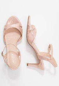 Menbur - Sandals - even rose - 4