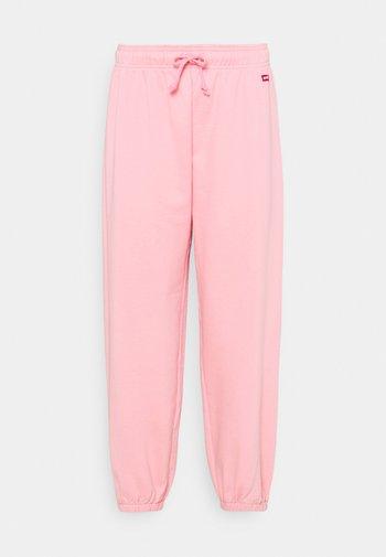 LOGO - Pantalon de survêtement - peony