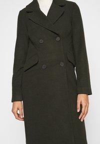 ONLY Petite - ONLLOUIE LIFE COAT - Zimní kabát - rosin - 5