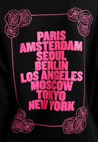 Obey Clothing - INTERNATIONAL FLEUR - Sweatshirt - black - 5