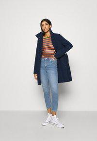 ONLY - ONLERICA LIFE MID ANK - Straight leg jeans - light blue denim - 1