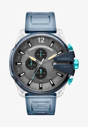MEGA CHIEF - Zegarek chronograficzny - blau