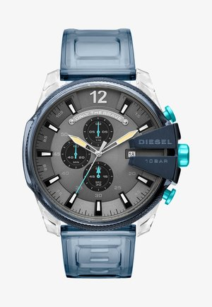MEGA CHIEF - Chronograph watch - blau