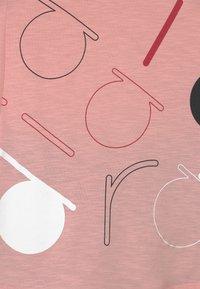 Diadora - LOGO MANIA SET UNISEX - Top - pink peachskin - 3