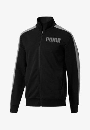Training jacket - cotton black