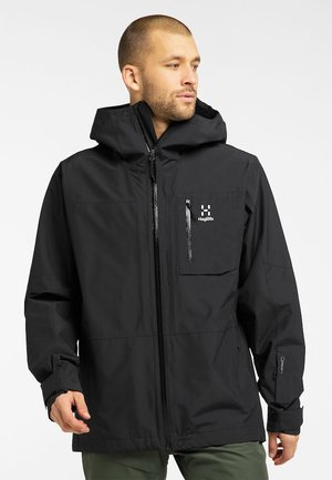 LUMI JACKET - Ski jacket - true black