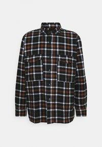 BIG SHIRT UNISEX - Shirt - black