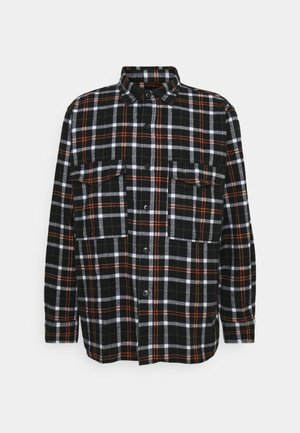 BIG SHIRT UNISEX - Overhemd - black
