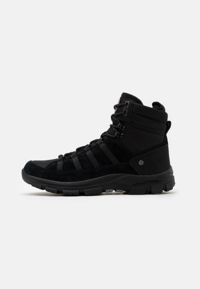 EWAN - High-top trainers - black