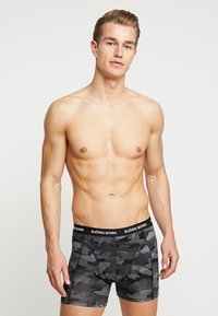 Björn Borg - SHADELINE SAMMY SHORTS 3 PACK - Onderbroeken - black beauty - 0