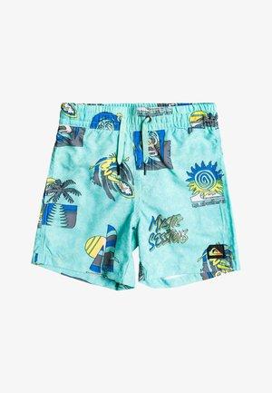 Swimming shorts - blue tint