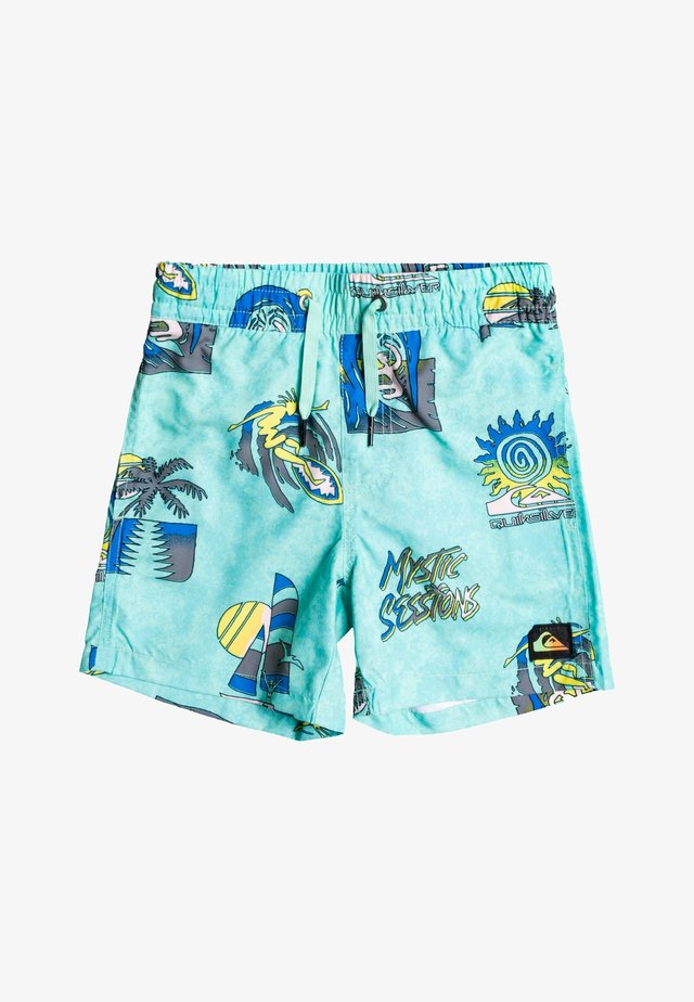 Swimming shorts - blue tint
