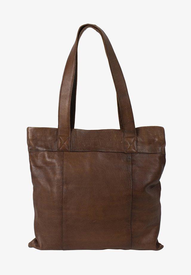Handbag - walnut