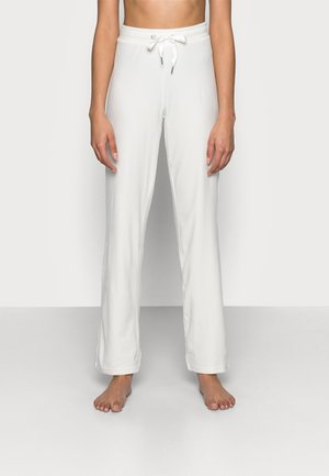 CECILIA TROUSERS - Pyjama bottoms - cloud dancer