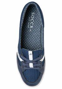 Soccx - Ballet pumps - blue navy - 3
